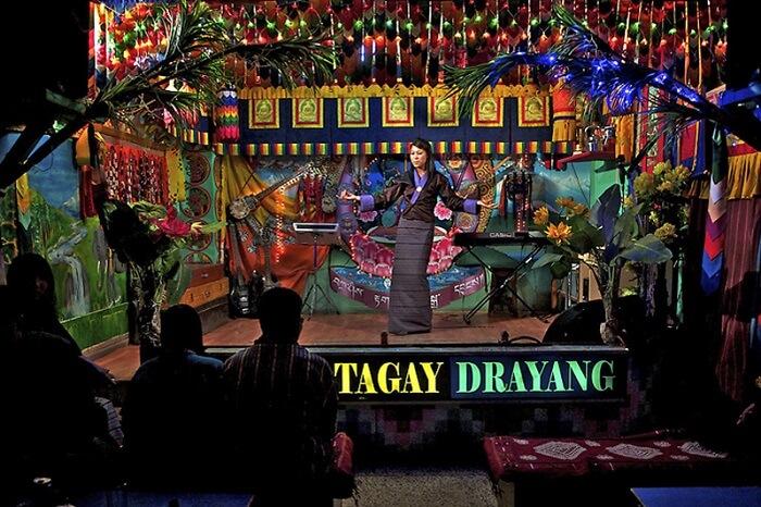 Tashi Tagay Drayang bhutan
