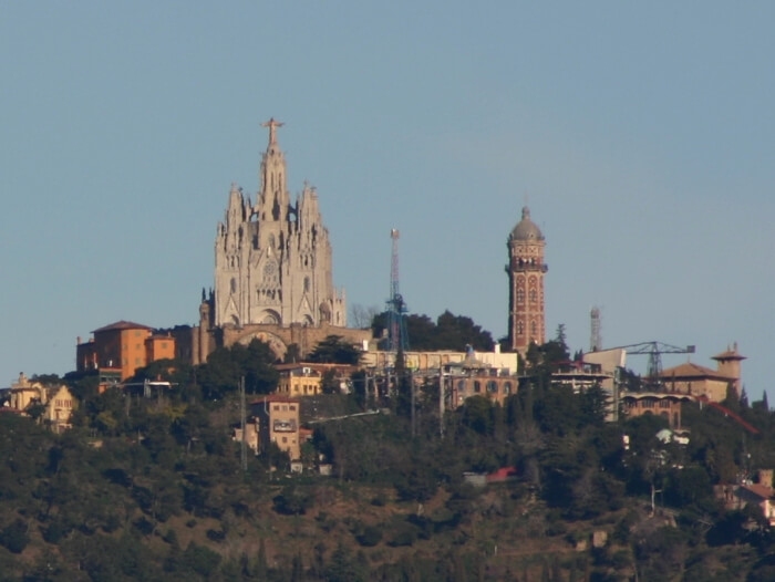 Temple Expiatori del Sagrat Cor, Barcelona
