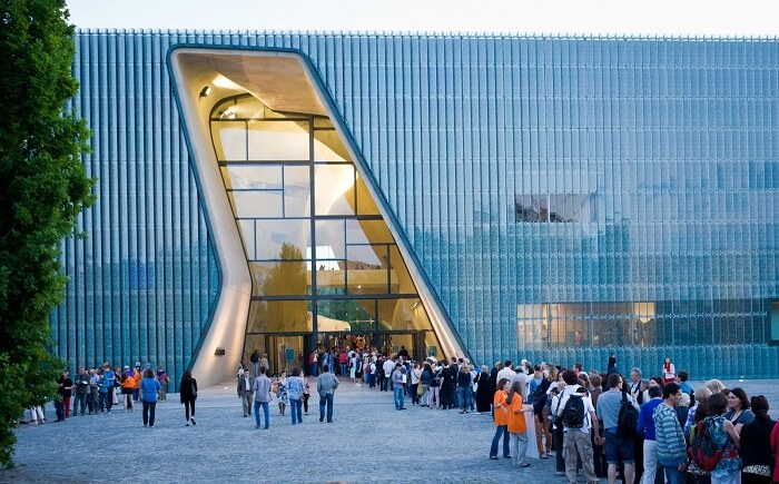 The Museum of the History of Polish Jews