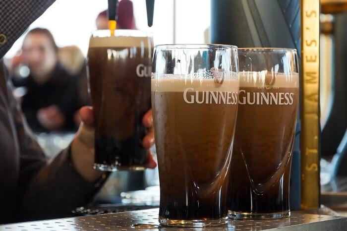 Tour the Guinness Storehouse Factory Dublin