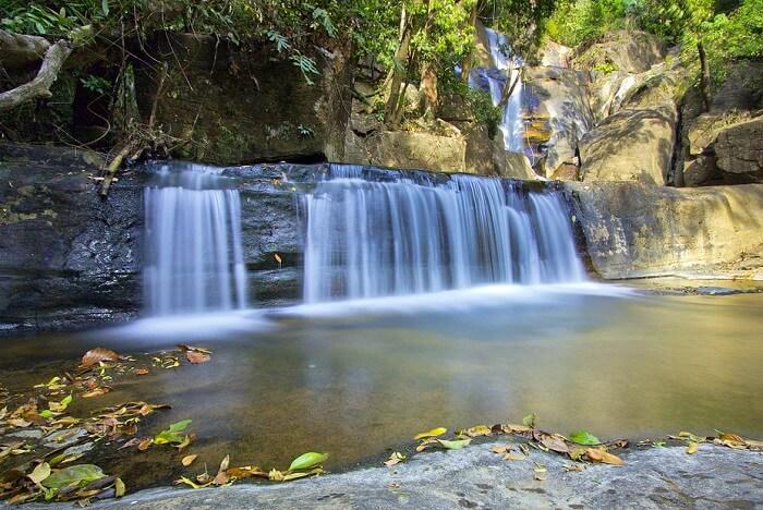 Vazhvanthol Waterfalls kanyakumari