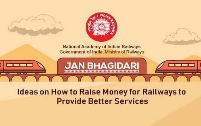 Indian Railways competition by mygov