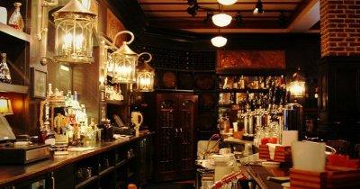 An interior view of pub in Jaipur