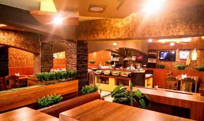 arabian barbecue restaurant