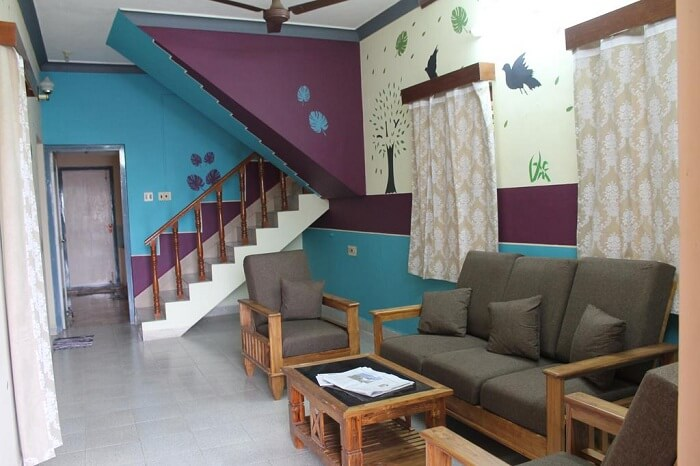 privacy and independence homestay