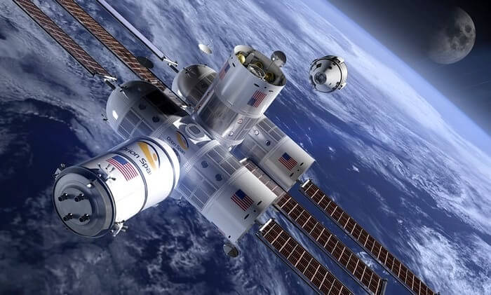 Image result for Would You Want To Stay In A Space Hotel?