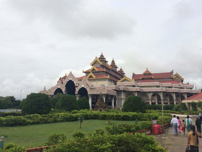 Bagan Archaelogical museum