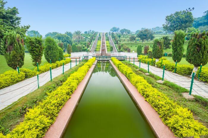 Bahu Garden in Jammu