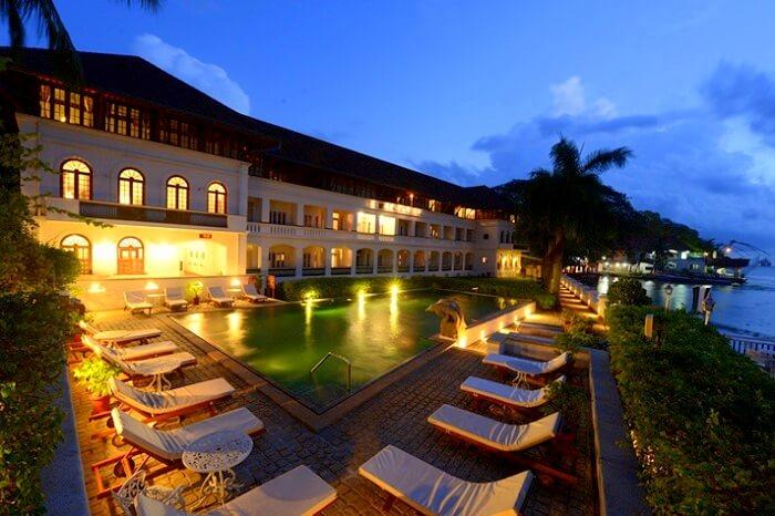 brunton boatyuard hotel kerala