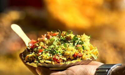 street food in haridwar