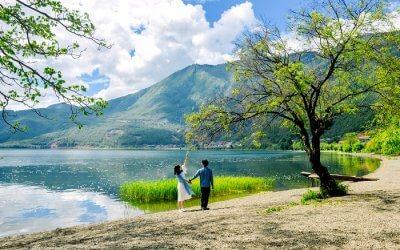 china honeymoon