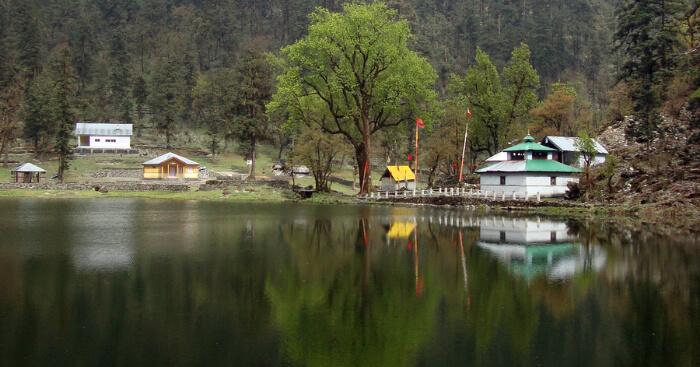 spactacular freshwater lake