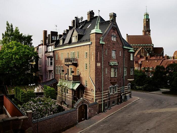 ett hem hotel in stockholm