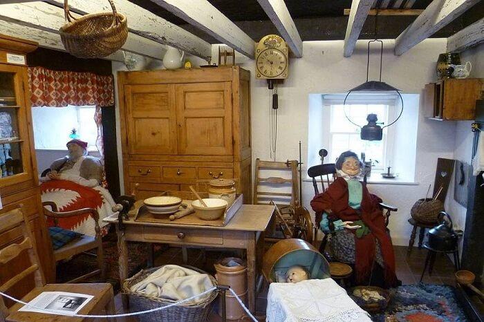 folk culture museum in bhimtal