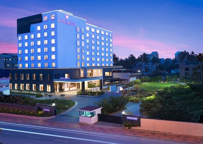 hycinth hotel in kerala