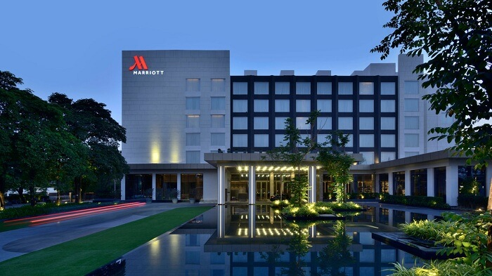 marriot in indore