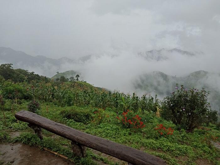 Kalaw viewpoint