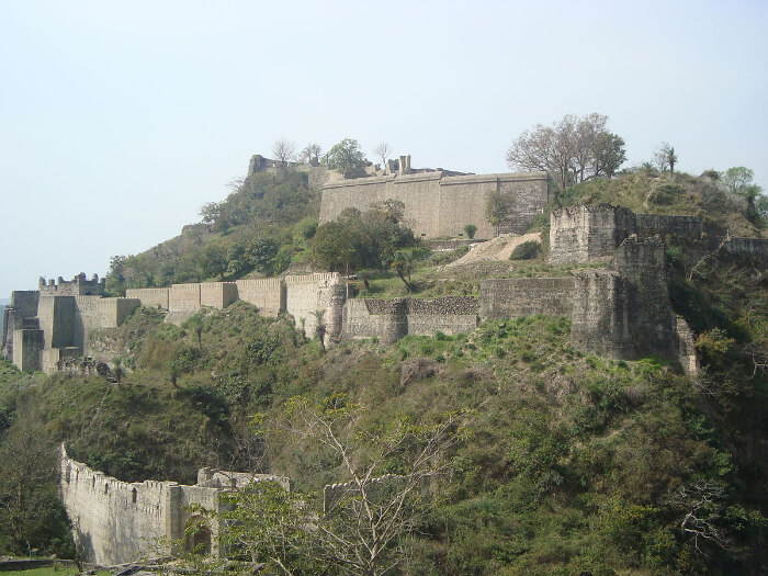 oldest fort in India