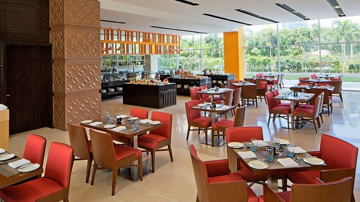 kava restaurant lucknow