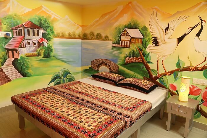 homestay and terrific facilities