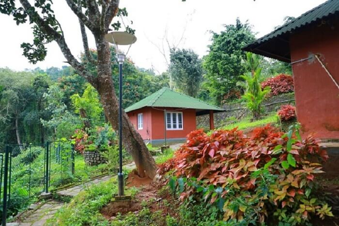 lake monarch cottage in wayanad