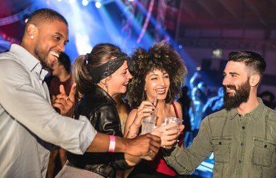 spain nightlife friends cover image