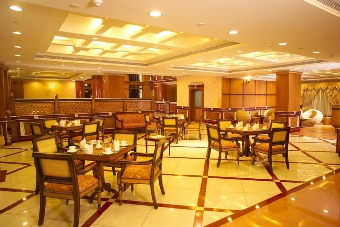 stay at Joys Palace thrissur