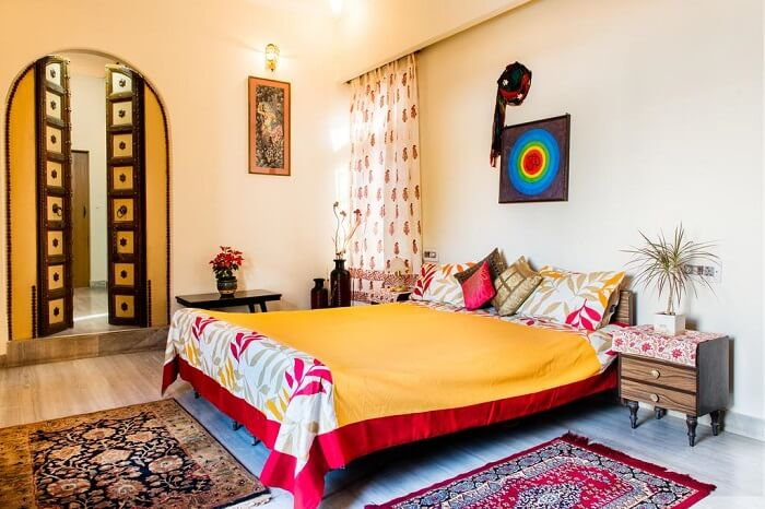 stay at Kalpana Yoga Homestay jaipur