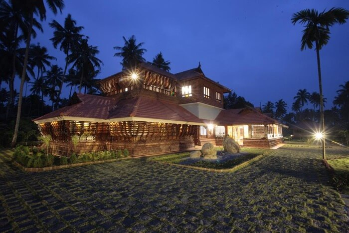stay at Neelambari Ecotourism thrissur
