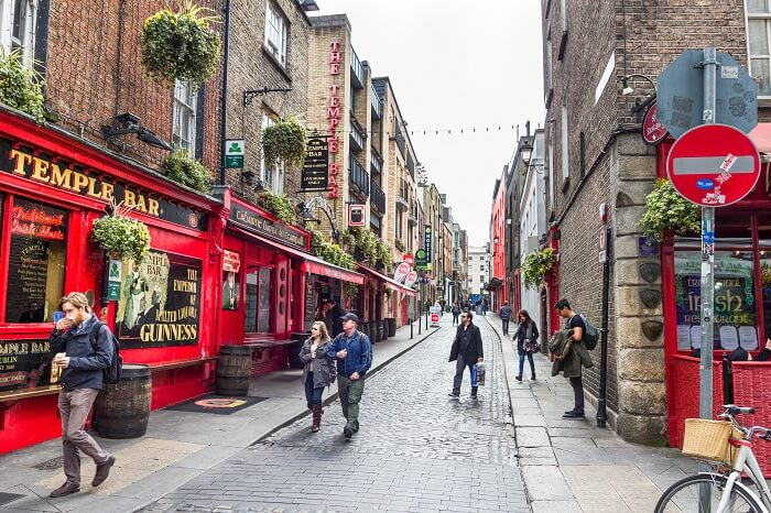 temple bar street dublin