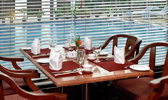 terrace grill restaurant