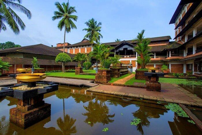the raviz hotel in kerala