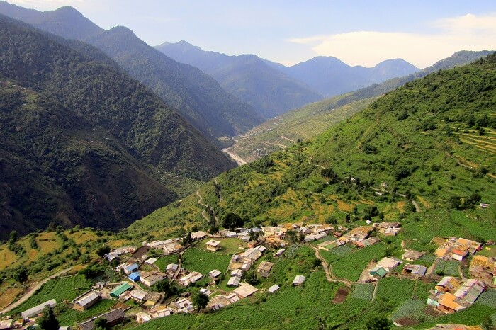 uttarkashi hill station near delhi