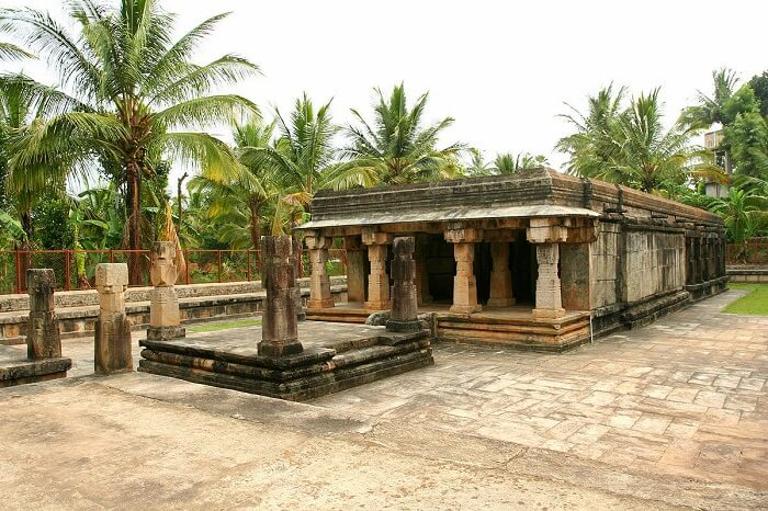 visit Jain Temple of Jainimedu palakkad