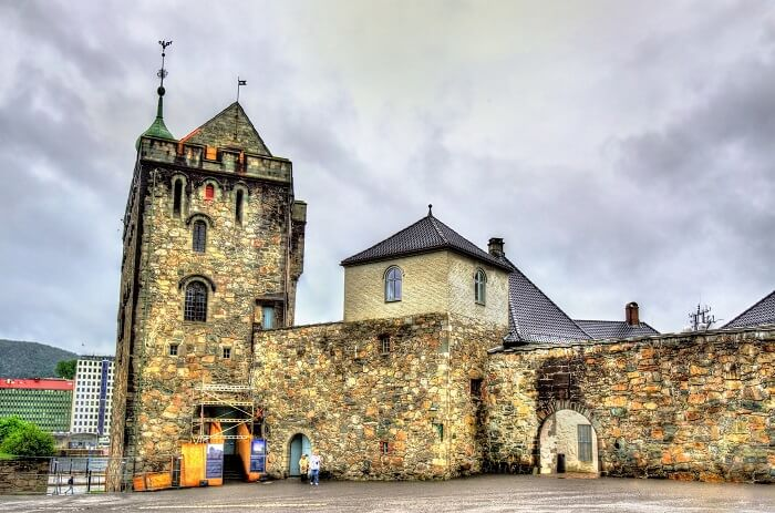 visit The Bergenhus Fortress norway