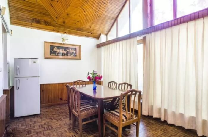 wooden villa 3 room splendid