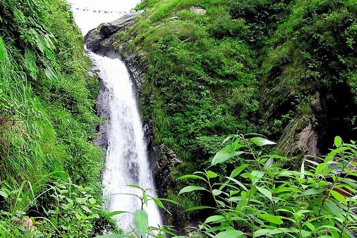 Bhagsunag Falls