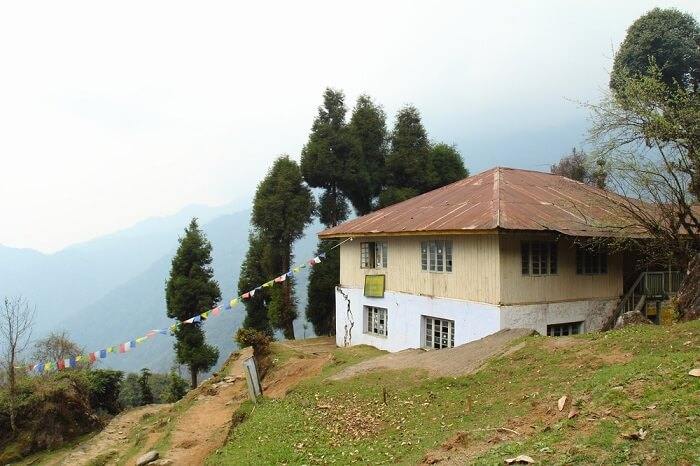 Forest Rest Houses, Kanchenjunga, Bukkim