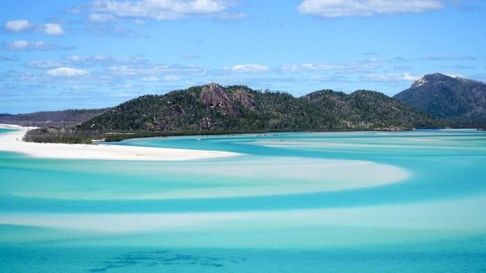 Whithaven Beach, Whitsunday Islands, Hamilton Island