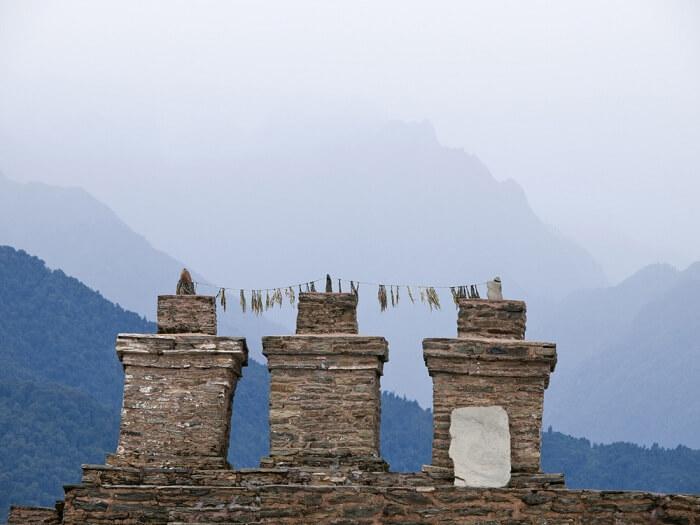 Yuksom Valley, Kanchenjunga