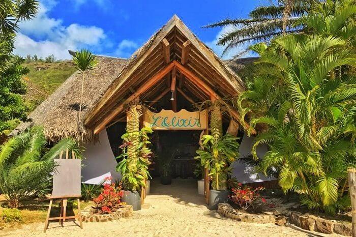L'Elixir Restaurants Bora Bora
