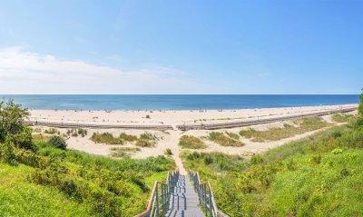Beach Promenade, Yantarnyy