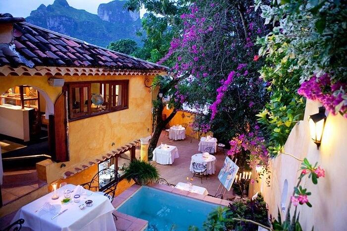 The Chef's Table by La Villa Mahana