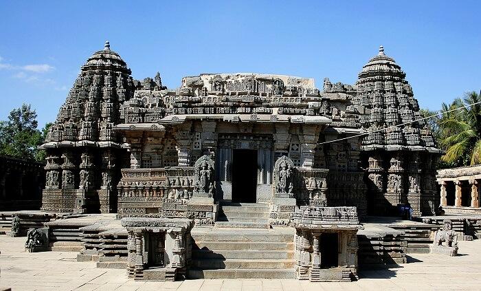 Keshava Temple, Somnathpur