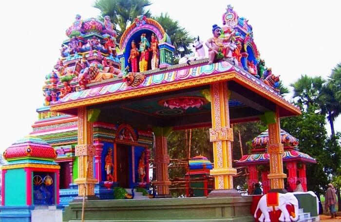Shatrughna Temple