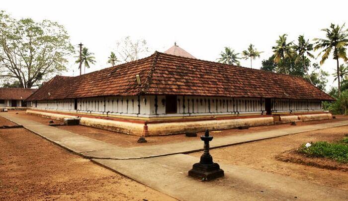Kaduthuruthy Thali Sree Mahadeva Temple