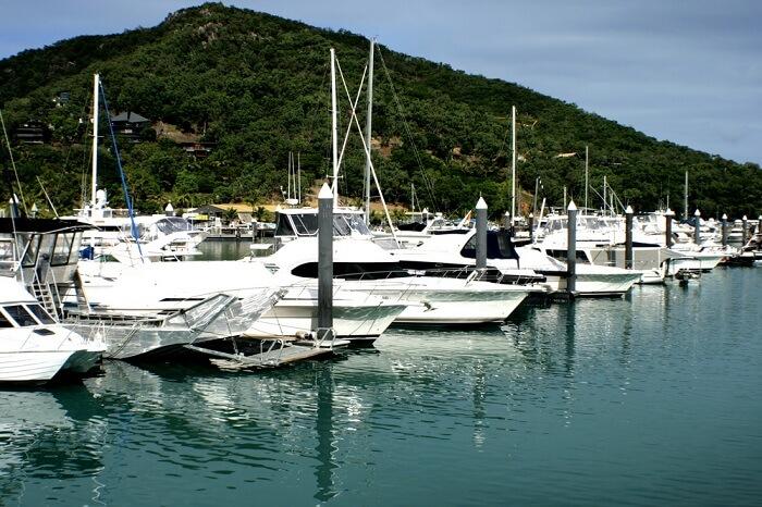 Ferry Ride, Hamilton Island, Australia