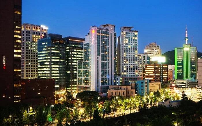 Best Hotels In South Korea