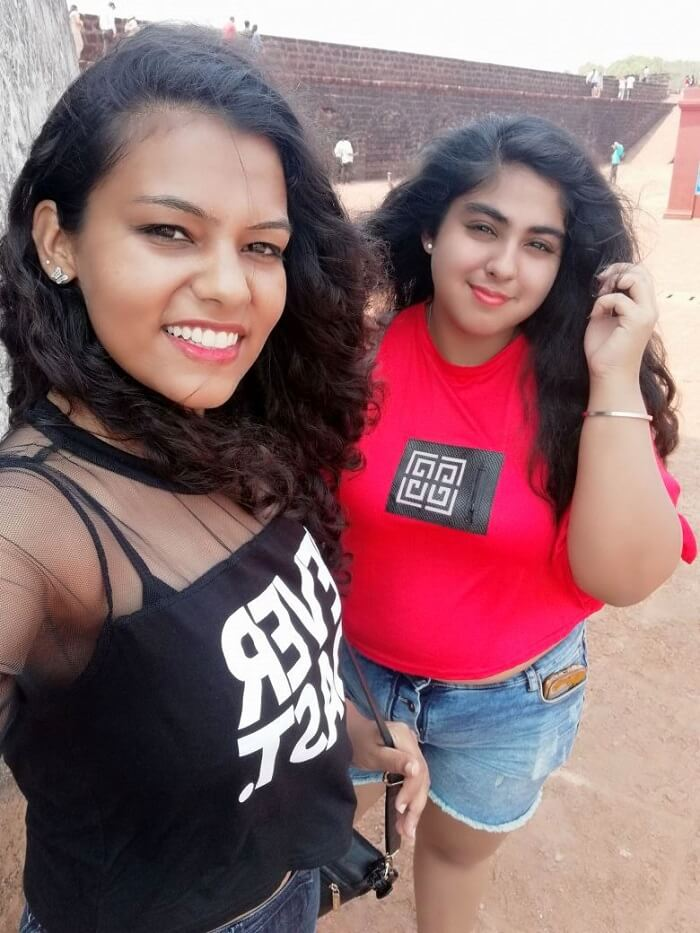 trip to Goa with sister