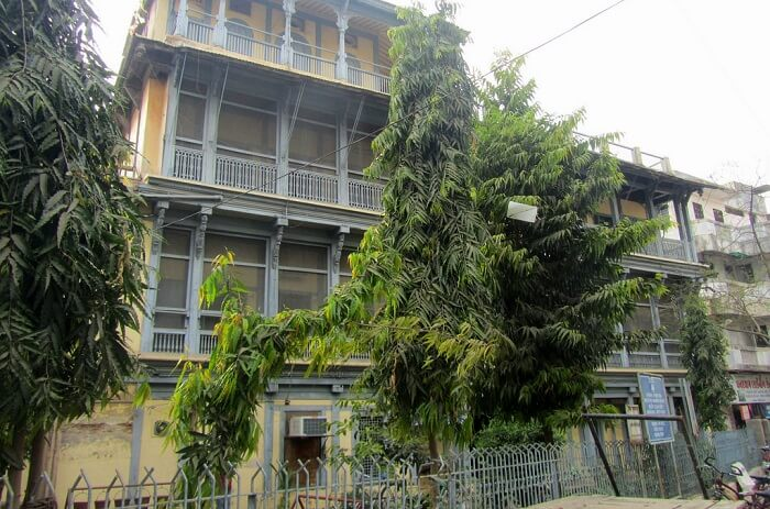 Townhouse Of Tambekar Wada